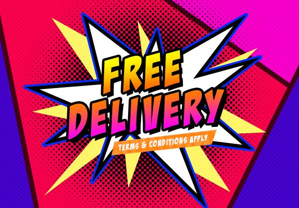 FOC Delivery Promo